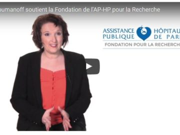 Anne Roumanoff - Fondation AP-HP Recherche