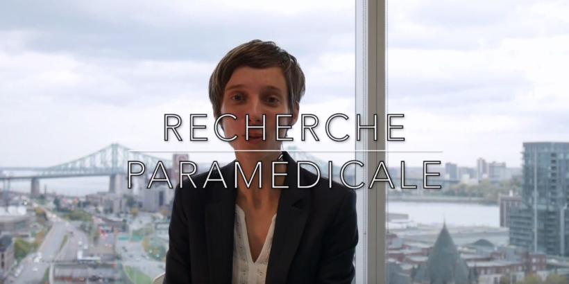 Recherche paramédicale