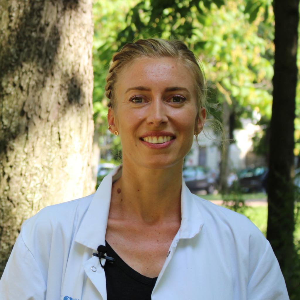Marie Villain - orthophoniste